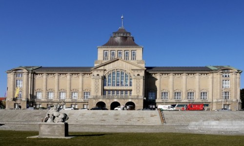 POLSKA / zachodnio-pomorskie / Szczecin / Muzeum Narodowe