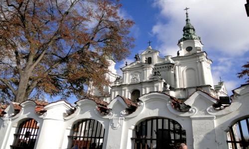 Zdjecie POLSKA / Lubelszczyzna / Lubartów / Jesień w Lubartowie.