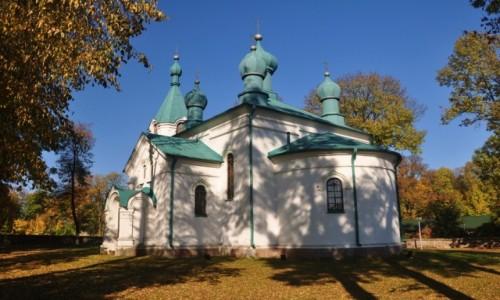 POLSKA / podlaskie / Nowoberezowo / Cerkiew w Nowoberezowie