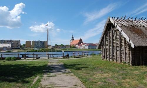 Zdjęcie POLSKA / zachodniopomorskie / Wolin / Wspomnienia z Wolina
