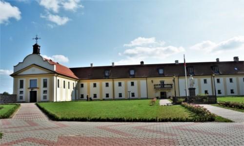 Zdjecie POLSKA / Białostockie / Tykocin / Tykocin, klasztor pobernardyński