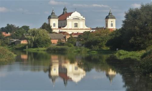 Zdjęcie POLSKA / Białostockie / Tykocin / Tykocin, nad Narwią