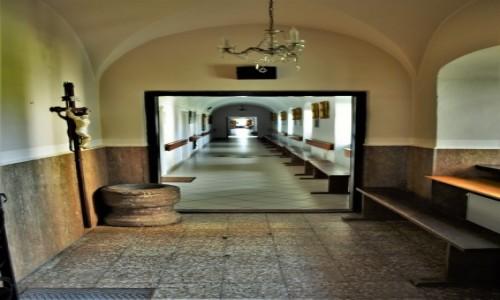 Zdjęcie POLSKA / Białostockie / Tykocin / Tykocin, klasztor pobernardyński