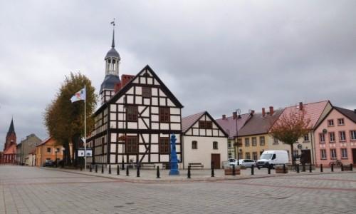Zdjęcie POLSKA / zachodniopomorskie / Nowe Warpno / Nowe Warpno - koniec czy początek Polski?