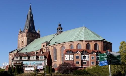 Zdjęcie POLSKA / zachodnio-pomorskie / Szczecin / Bazylika Archikatedralna pw. św. Jakuba Apostoła