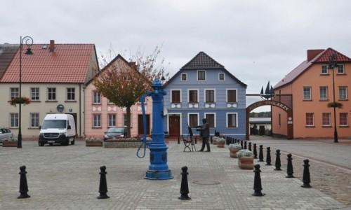 Zdjęcie POLSKA / zachodniopomorskie / Nowe Warpno / Uliczkami Nowego Warpna