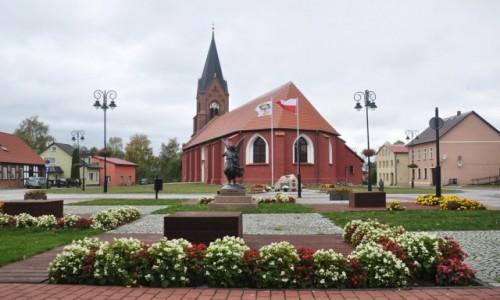 Zdjęcie POLSKA / zachodniopomorskie / Nowe Warpno / Nowe Warpno, kościół