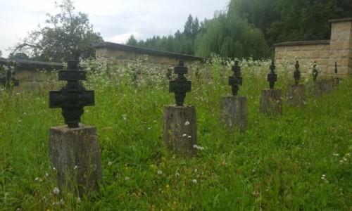 Zdjęcie POLSKA / Małopolska / Biecz / Cmentarz wojenny nr 106 – Biecz