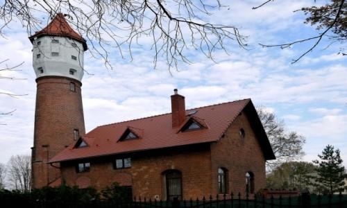 Zdjecie POLSKA / opolskie / Skorogoszcz / Wieża ciśnień