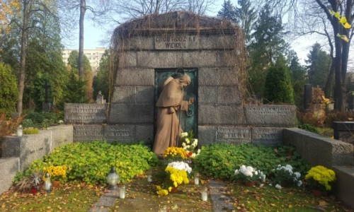 Zdjęcie POLSKA / Warszawa / Cmentarz ewangelicko-augsburski / Nie tylko Powązki