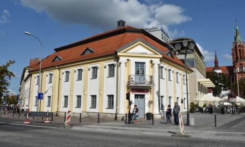 Zdjecie POLSKA / Podlasie / Białystok / Białysto, Astoria, zbudowana po 1753