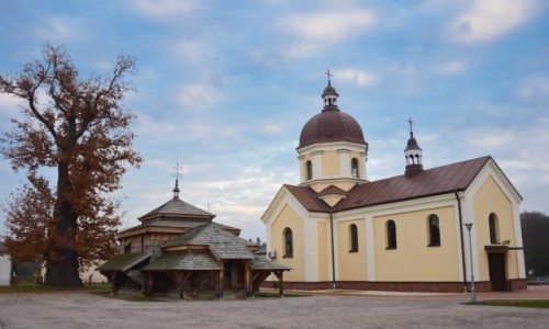 Zdjecie POLSKA / Podkarpacie / Rudka / Stare I Nowe