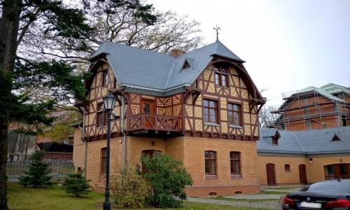 Zdjecie POLSKA / opolskie / Większyce / Budynek gospodarczy