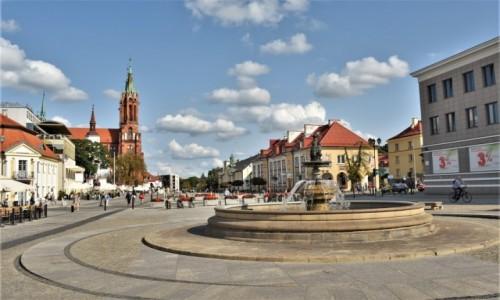 POLSKA / Podlasie / Białystok / Białystok, centrum