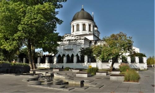 Zdjęcie POLSKA / Podlasie / Białystok / Białystok, Sobór św. Mikołaja 1843–1846