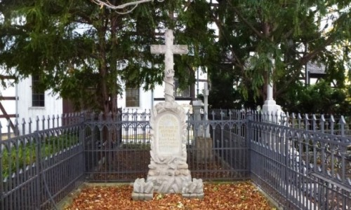 Zdjęcie POLSKA / Dolny Śląsk / Świdnica / Kościół Pokoju - cmentarz