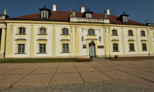 Zdjecie POLSKA / Podlasie / Białystok / Białystok, pałac Branickich