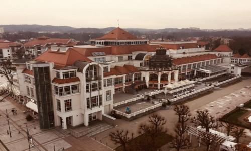 Zdjecie POLSKA / Pomorze / Sopot  / Sopot jesienią