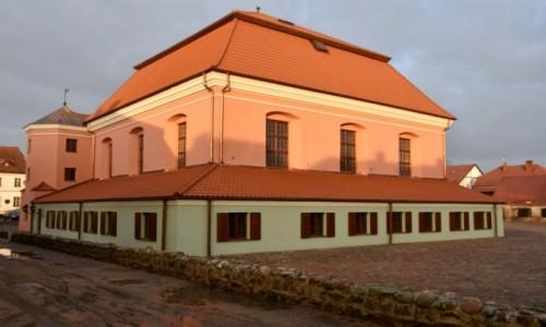 POLSKA / województwo podlaskie / Tykocin / Synagoga