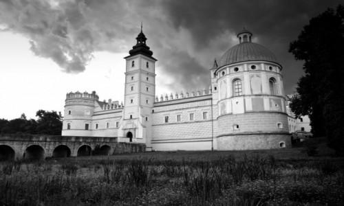 POLSKA / Podkarpacie / Krasiczyn / Zamek w Krasiczynie
