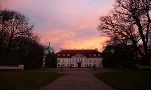 Zdjęcie POLSKA / mazowsze / Nieborow / Pałac w Nieborowie