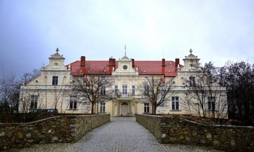 Zdjecie POLSKA / dolnoślaskie / Kondradowice / Pałac