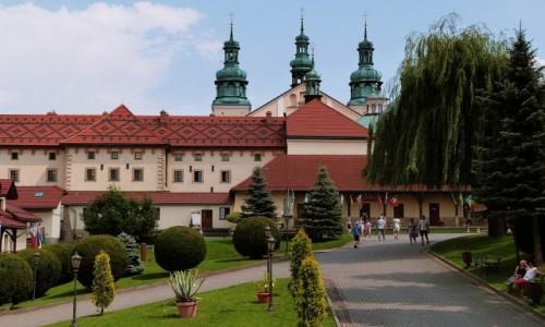 Zdjecie POLSKA / Małopolska / Kalwaria Zebrzydowska / Kalwaria Zebrzydowska