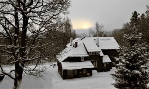 Zdjecie POLSKA / Karkonosze / Szklarska Poręba / Dzień się budzi