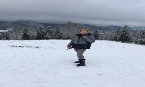 Zdjecie POLSKA / Zakopane / wielka krokiew,widoki z góry / góry