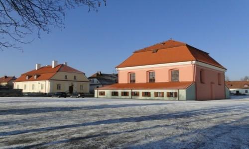 Zdjecie POLSKA / Podlasie / Tykocin / Zima w Tykocinie.