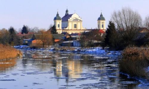 POLSKA / Podlasie / Tykocin / Zima w Tykocinie.