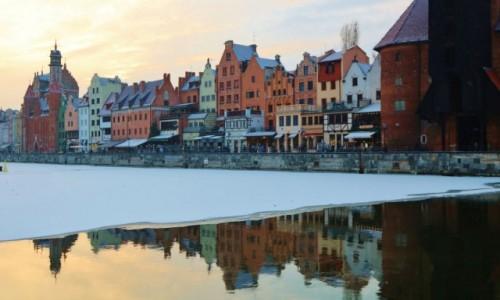 Zdjecie POLSKA / Pomorze / Gdańsk / Gdańsk zimowo/na zimno