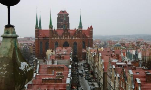 Zdjecie POLSKA / Pomorze / Gdańsk / Mariacka