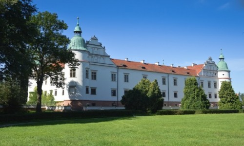 Zdjecie POLSKA / Podkarpacie / Baranów Sandomierski / Zamek W Baranowie Sandomierskim