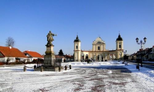 Zdjęcie POLSKA / Podlasie / Tykocin / Podlaskie klimaty.