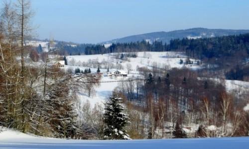 Zdjęcie POLSKA / Dolny Śląsk / Rudawski Park Krajobrazowy / w dolinie...