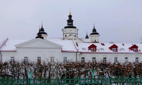 Zdjęcie POLSKA / Podlasie / Supraśl / Podlaska zima.