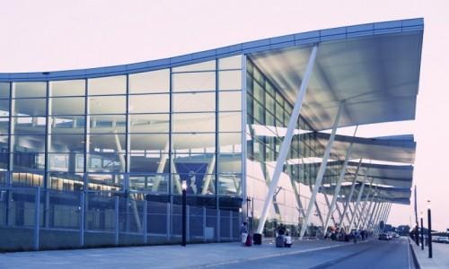 Zdjecie POLSKA / --- / Port lotniczy we Wrocławiu / Wrocław