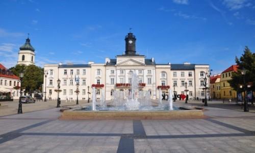 Zdjecie POLSKA / mazowieckie / Płock / Ratusz na Rynku w Płocku