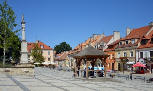 POLSKA / Świętokrzyskie / Sandomierz / W Sandomierzu