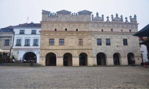 POLSKA / lubelskie / Kazimierz Dolny / Kamienice Przybyłów
