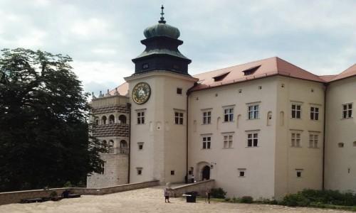 Zdjecie POLSKA / małopolskie / Sułoszowa / Zamek Pieskowa Skała