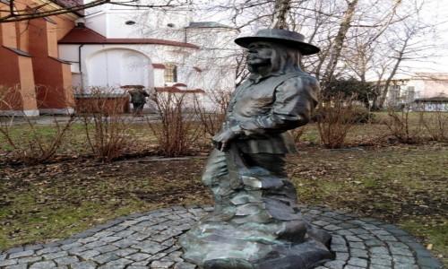 Zdjecie POLSKA / opolskie / Opole / Pomnik Czesława