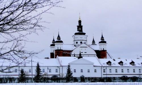 Zdjęcie POLSKA / Podlasie / Supraśl / Jeszcze trochę podlaskiej zimy.