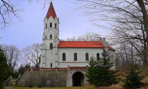 Zdjecie POLSKA / opolskie / Biechów / Kaplica przypałacowa