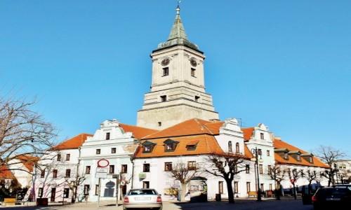 Zdjecie POLSKA / województwo opolskie / Byczyna / Ratusz