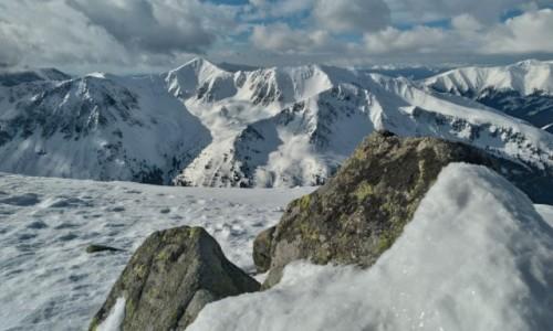 Zdjecie POLSKA / Tatry / gdzieś na szlaku / smak zimy w górach