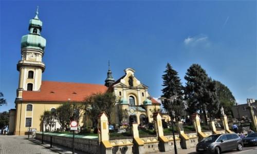 Zdjecie POLSKA / Śląsk / Tychy / Tychy, kościół parafialny