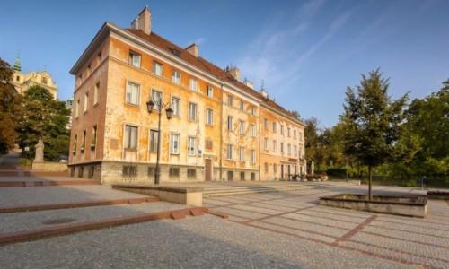 Zdjecie POLSKA / mazowsze / Warszawa / Mariensztat