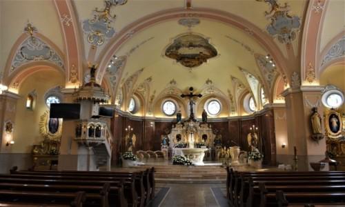Zdjęcie POLSKA / Śląsk / Tychy / Tychy, kościół parafialny